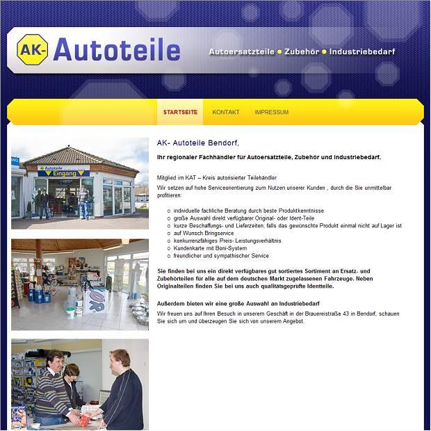 AK-Autoteile in Bendorf - Branchenbuch Deutschland