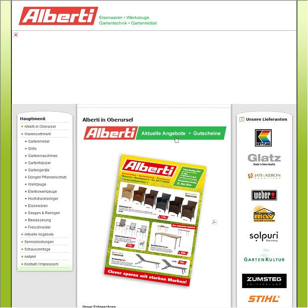 Alberti GmbH in Oberursel (Taunus) - Branchenbuch Deutschland