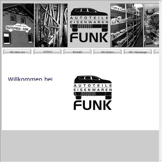 Autoteile Funk Inh. Steffen Funk in Glashütte - Branchenbuch Deutschland