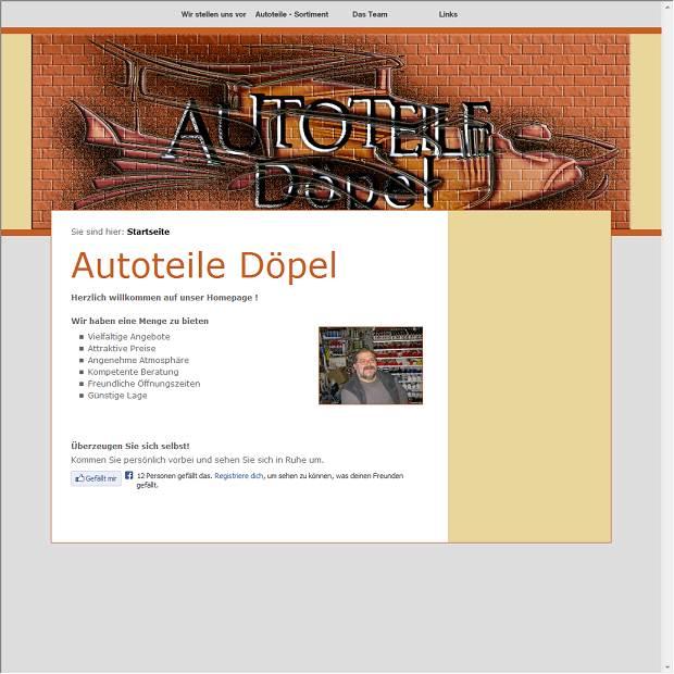 AUTOTEILE DÖPEL, Verkauf von Autozubehör in Pößneck - Branchenbuch ...
