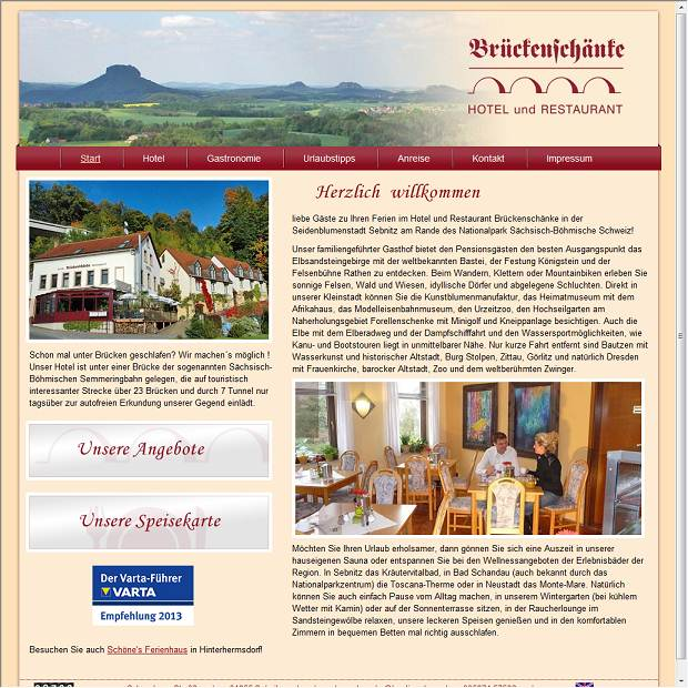 Hotel und Restaurant \