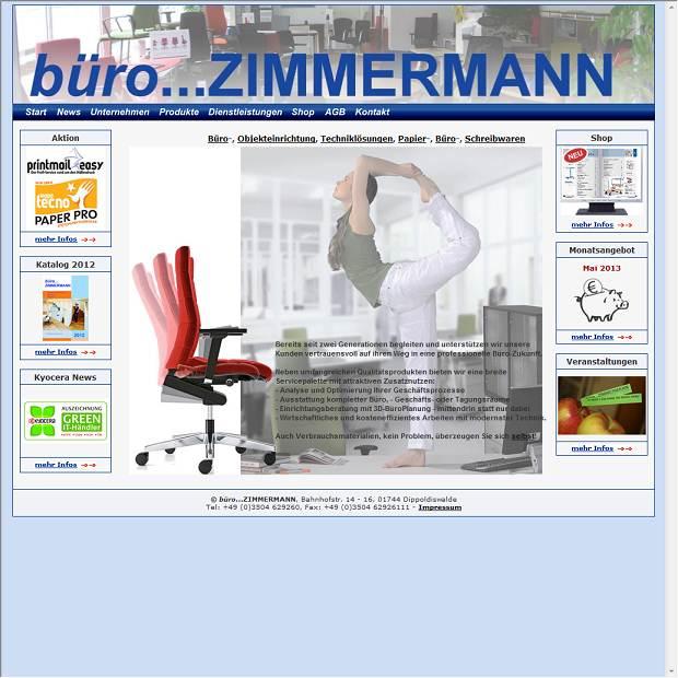 Buro Zimmermann In Dippoldiswalde Branchenbuch Deutschland