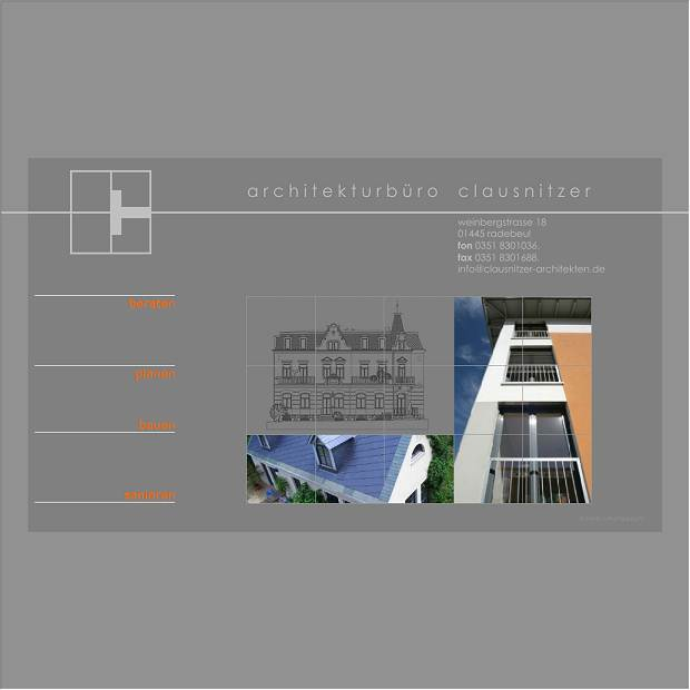 Architekt Radebeul dipl ing matthias clausnitzer architekt in radebeul