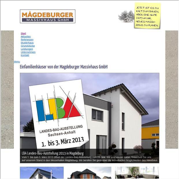 Magdeburger Massivhaus GmbH in Irxleben - Branchenbuch Deutschland