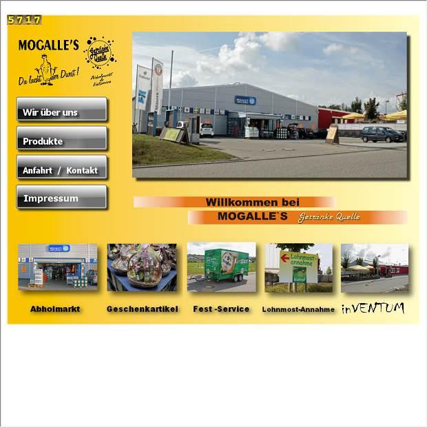 Mogalle\' s Getränkequelle in Oberderdingen - Branchenbuch Deutschland
