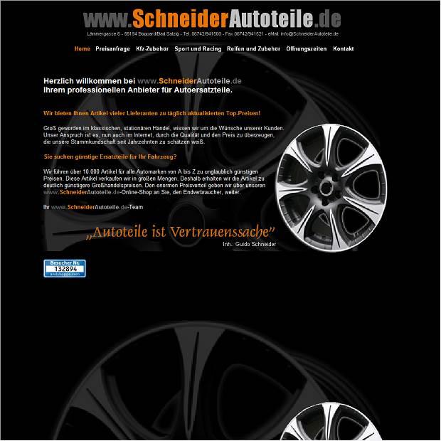 Schneider, Autoteile Reifenservice in Boppard - Branchenbuch Deutschland