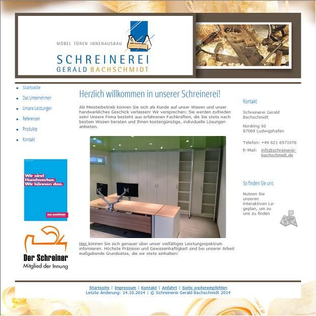 Schreiner Ludwigshafen gerald bachschmidt schreinerei in ludwigshafen branchenbuch