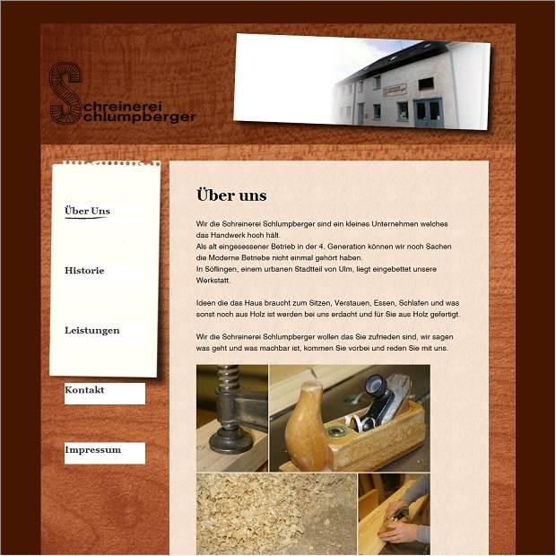 Walter Schlumpberger Schreinerei In Ulm Branchenbuch Deutschland