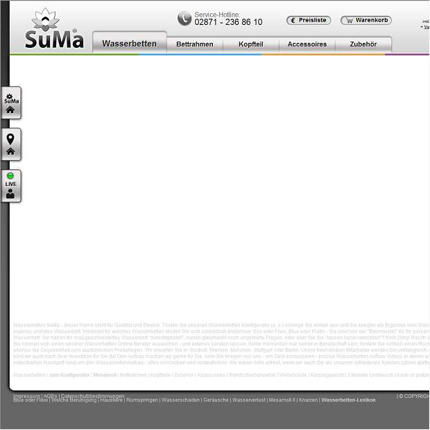 SuMa Wasserbetten GmbH in Bocholt - Branchenbuch Deutschland