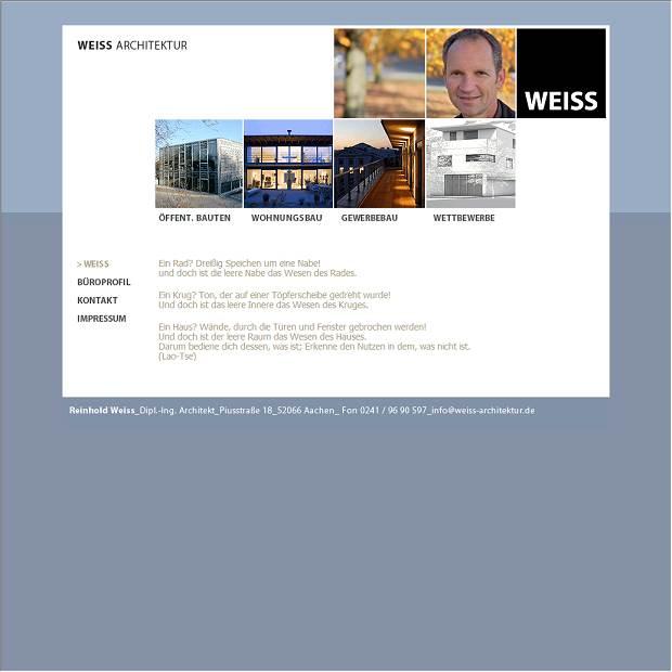 Architekt Aachen dipl ing reinhold weiss architekt in aachen branchenbuch deutschland