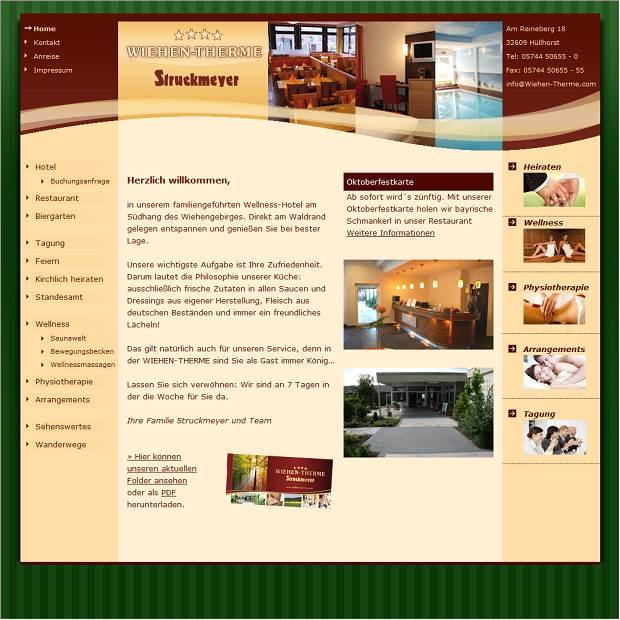 Hotel Hüllhorst hotel wiehen therme struckmeyer in hüllhorst branchenbuch deutschland