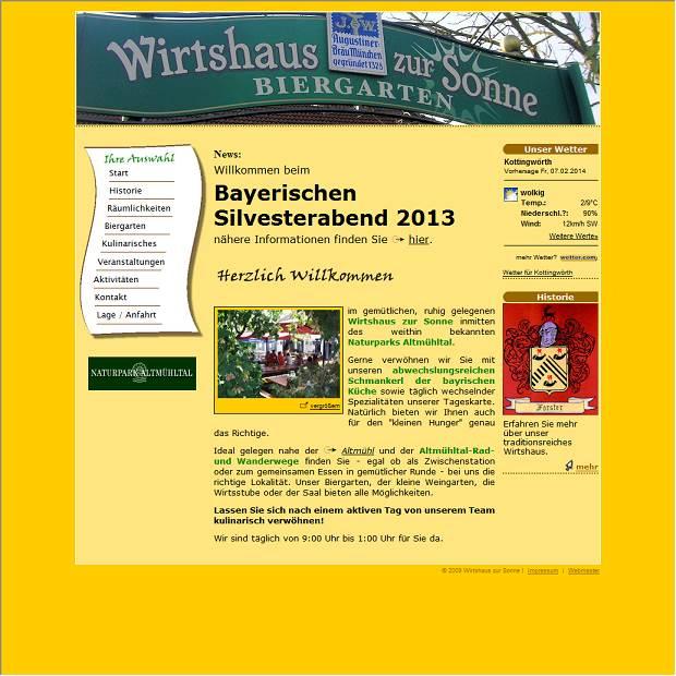 Wirtshaus Zur Sonne In Beilngries Branchenbuch Deutschland